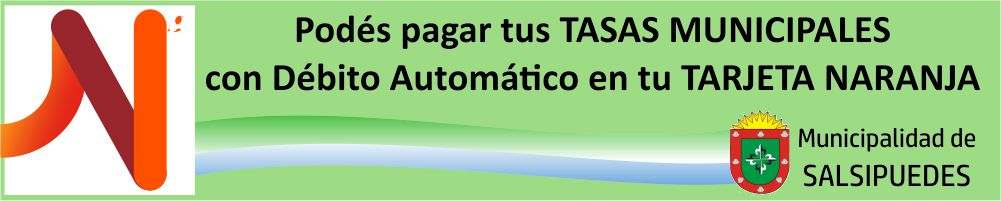 Pago Online Salsipuedes