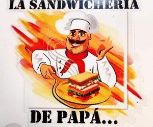 La Sandwichería de Papá